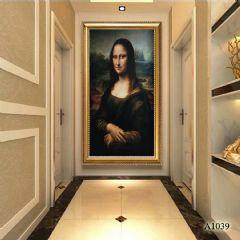 名家油画艺术微喷A1039