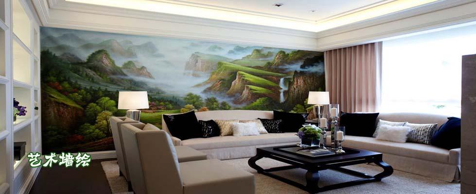 余姚墙绘壁画,慈溪手绘墙绘,慈溪文化墙绘,余姚裱画